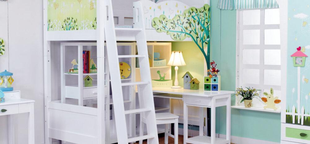 СОВЕТЫ │ От колыбели до взрослой кровати: 5 правил оформления детской