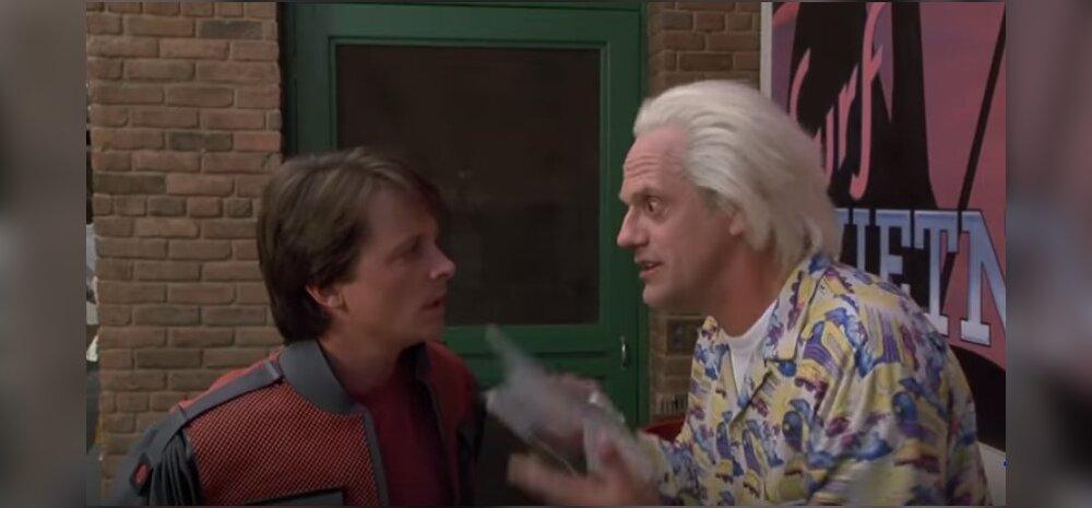 """Tulevik on käes! Vaata, millised """"Back to the Future II"""" ennustused on tänaseks täppi läinud ja millised mitte"""