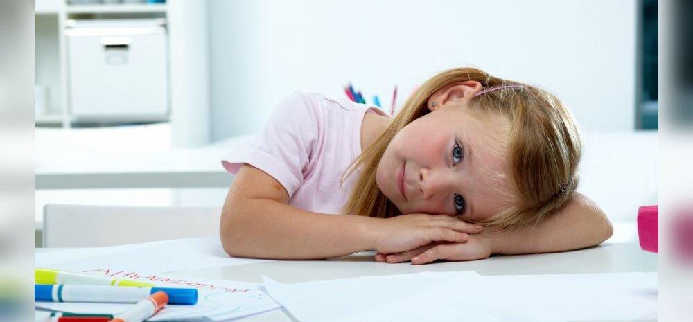 Kurnatud ema: mis ajast on okei, et lapse koolis käimine on vanema jaoks täiskohaga töö?