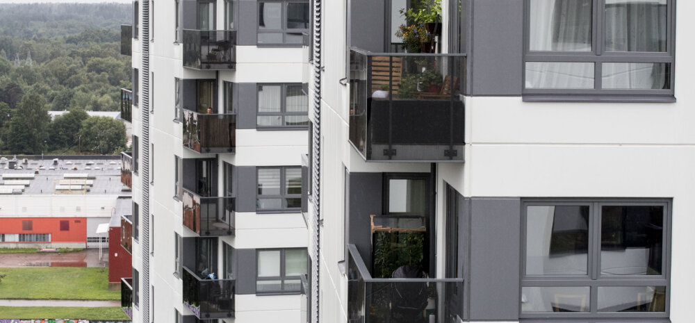 Цены снизились: новая 2-комнатная квартира в Таллинне стала доступнее