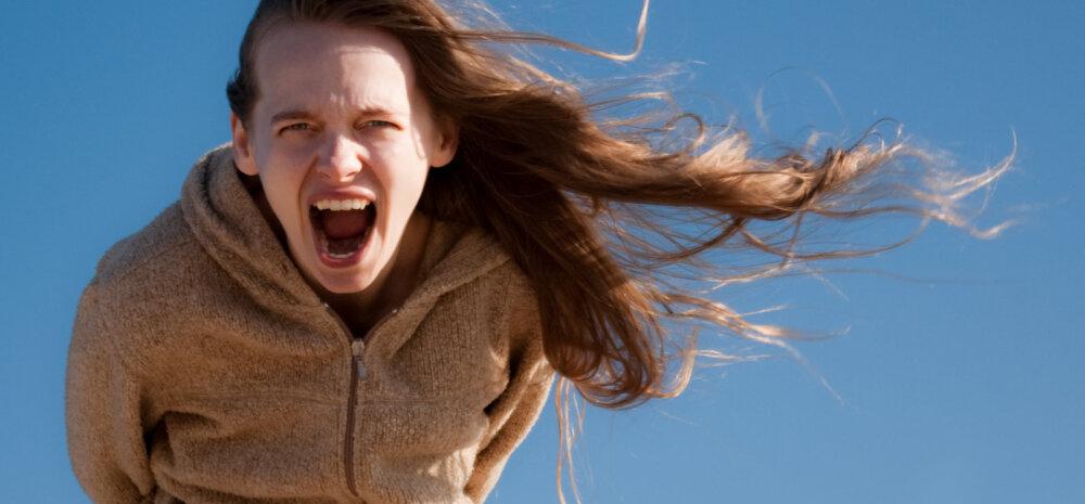 Naine põrutab veel valusamalt: ma ei pea mehe tahtmiste järgi tõmblema!