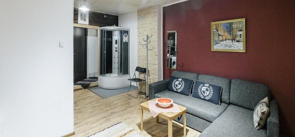 ФОТО | Ванну куда будем ставить? Небольшие квартиры заставляют эстоноземельцев проявлять чудеса изобретательности