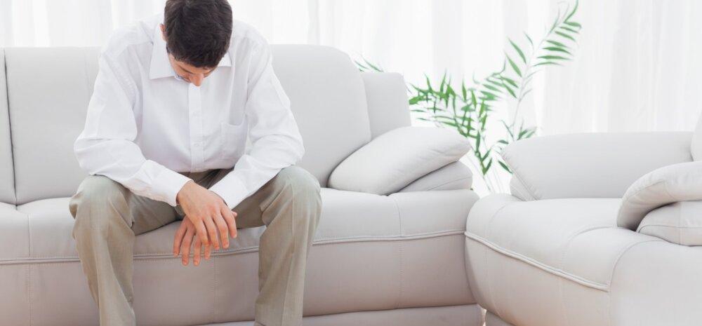 Õnnetu naine: ma tahaksin oma mehele toeks olla, aga ta ei lase mind endale lähedale