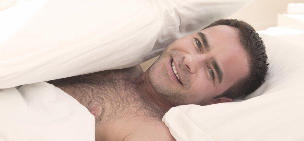 Mees tahab teada: kas tänapäeva naistele meeldivad karvased mehed või tuleb end raseerida?