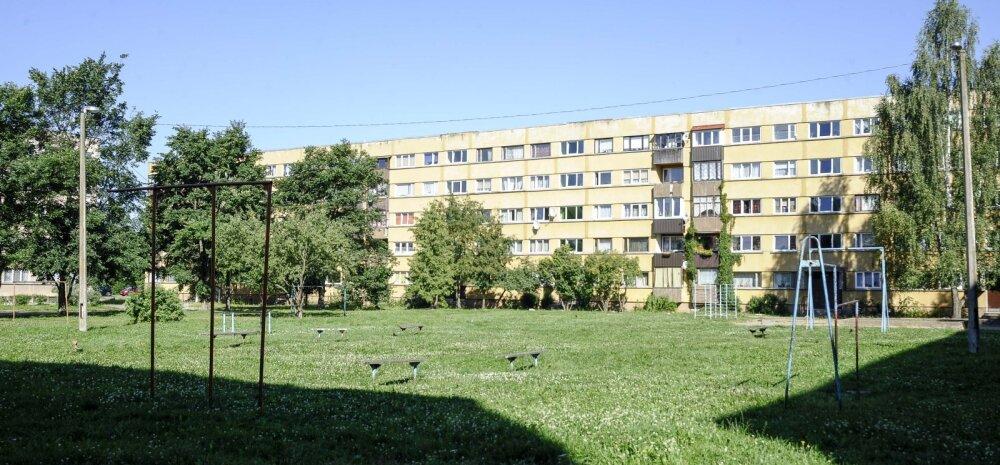 В Эстонии можно купить квартиру за 50 евро