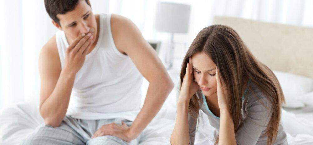 Huvitav, aga hirmutav uudis: uuringus tehti kindlaks, mis on kõige levinum põhjus lahutuseks