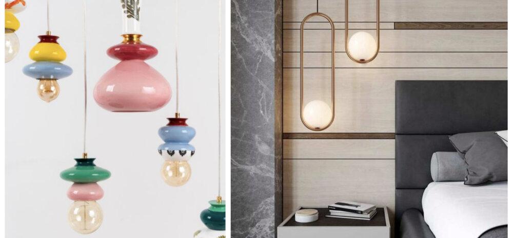 ФОТО | Светлое будущее. Какие лампы и светильники в моде в 2021 году?