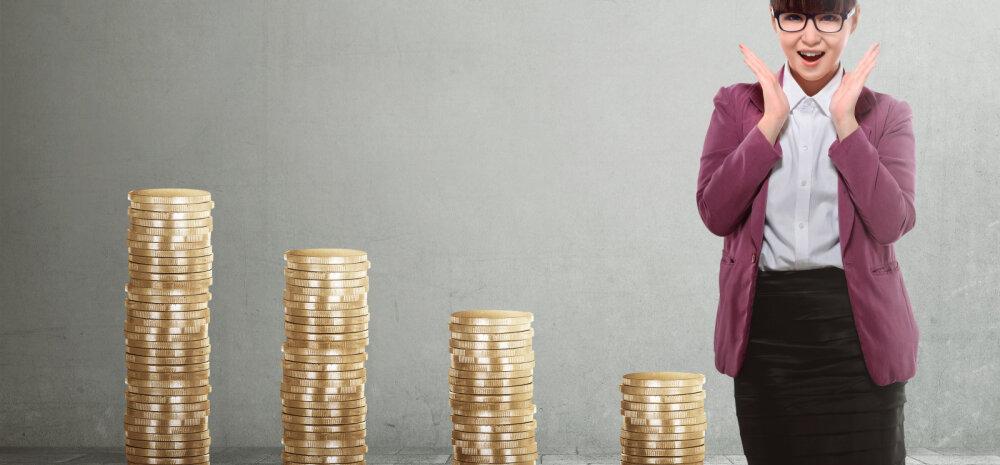 Eveliis on hämmingus: kas tõesti ei saa 3000eurose kuupalgaga Viimsi ärikas jääda normaalseks 300eurose sissetulekuga inimese juuresolekul?
