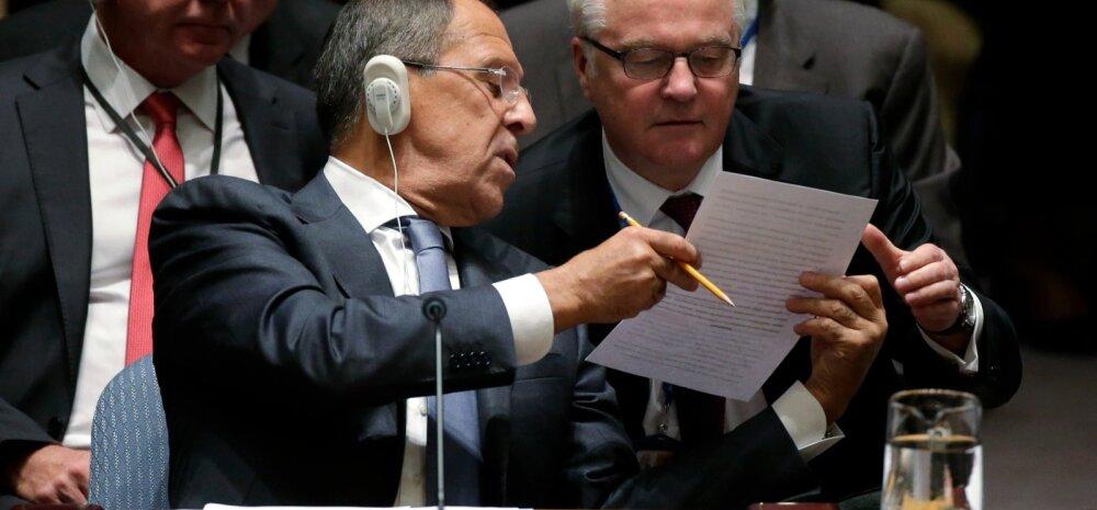 ÜRO Julgeolekunõukogu koguneb Ukraina asjus