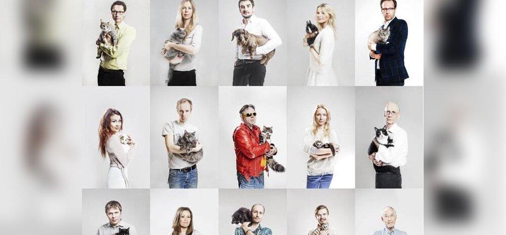 FOTOD ja VIDEOD: Maha karusnahafarmid! 20 tuntud Eesti inimest astusid loomade eest võitlusse