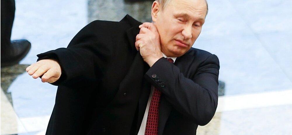 Leht: Putin üritas Minskis relvarahu edasi lükata