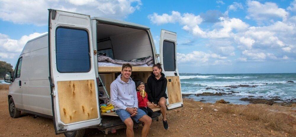 ФОТО | Микроавтобус, переделанный в полноценный дом, отдадут бесплатно, если…