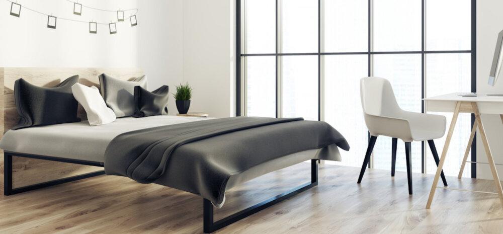 Обустройство маленькой спальни – создаем просторный и гармоничный интерьер