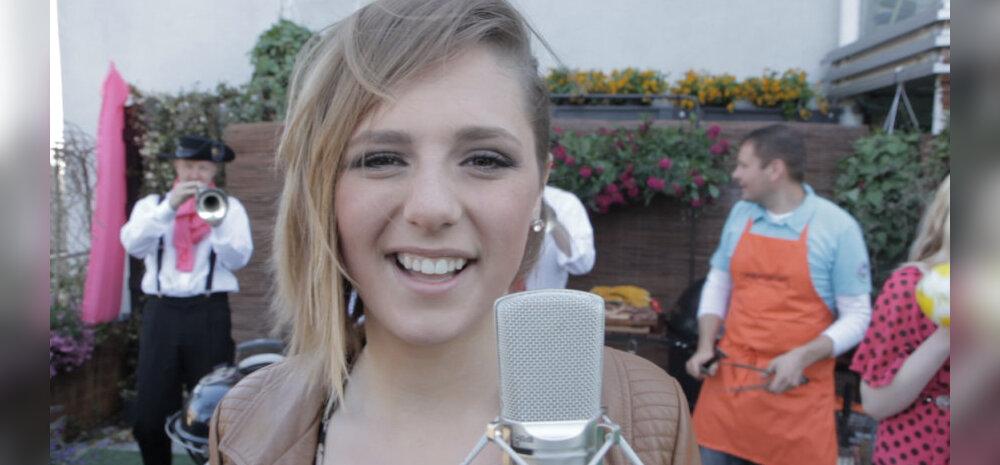 Suvereporteri uut tunnuslugu laulab Brigita Murutar