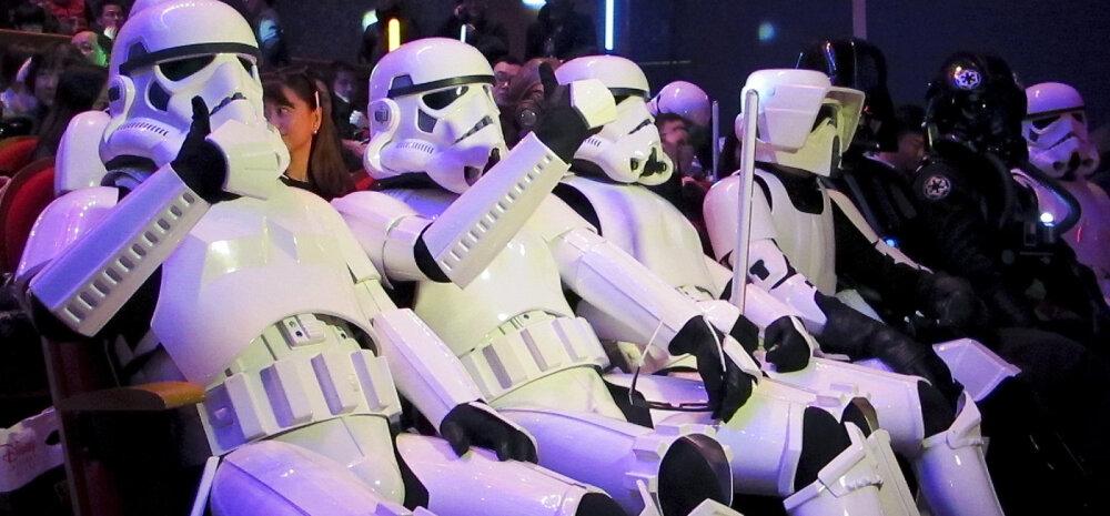 KINOMULJED: Suurepärased lahingustseenid ja muljetavaldavad efektid ehk Star Wars VII täidab kõik ootused!