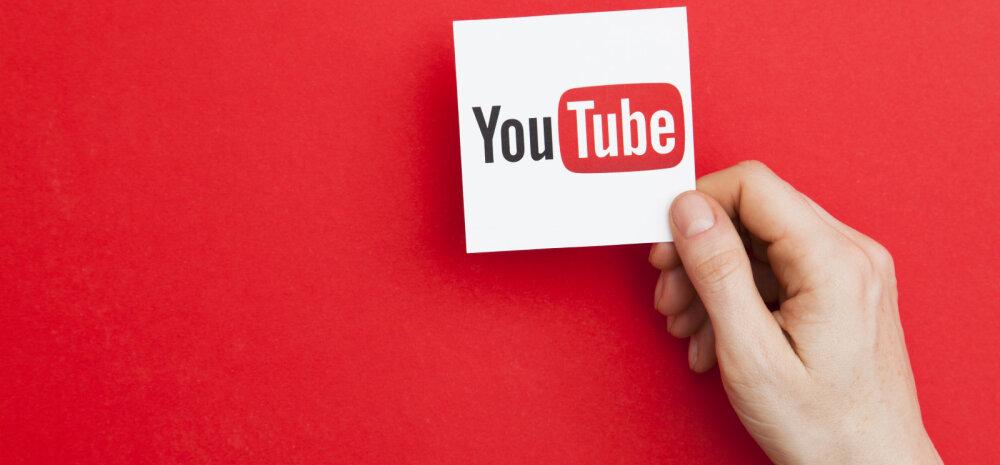 YOUTUBE | 20 videopostitust, mis saavad kõige enam vaatamisi ja mida võid ka ise teha