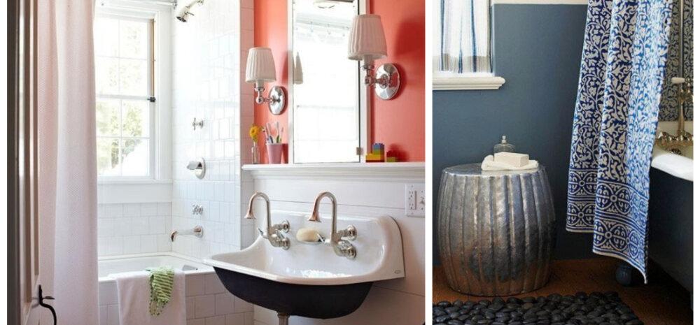 БЫТЬ В ТРЕНДЕ │ Как оформить модную ванную комнату
