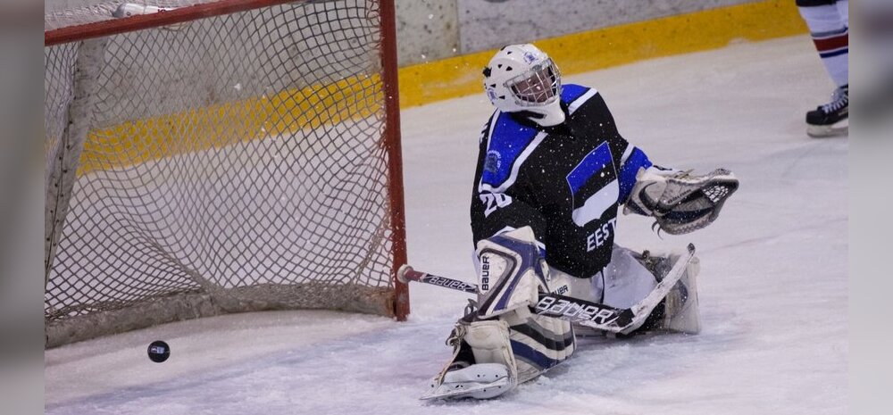 Jäähoki U18 MM Eesti-Suurbritannia