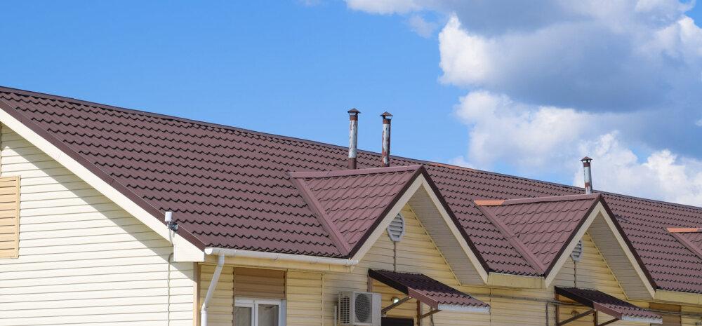 Maja õige soojustamine aitab kuludelt säästa ligi poole