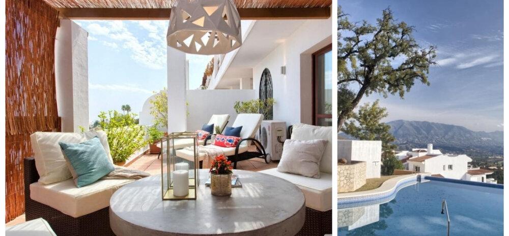Sisustusideid Vahemere äärest — vaata kolme kaunist kodu