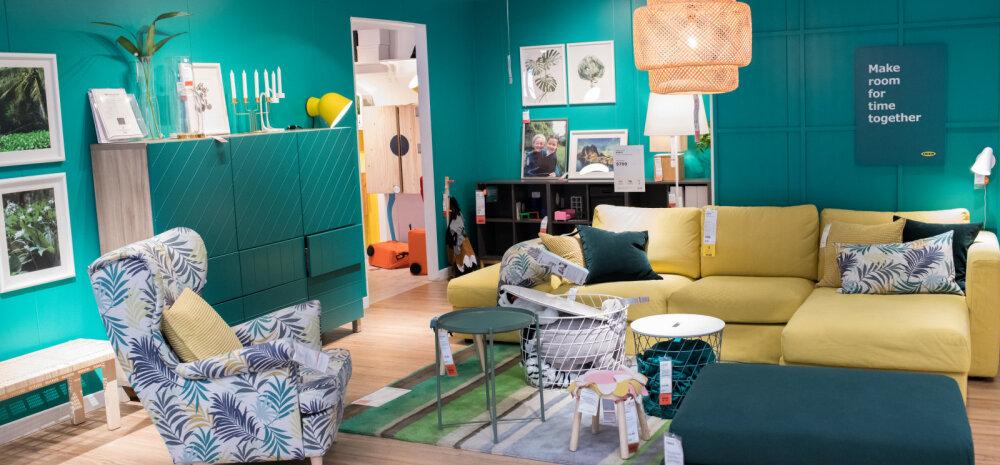 8 супер-идей для оформления кухни и гостиной, которые мы подсмотрели у IKEA