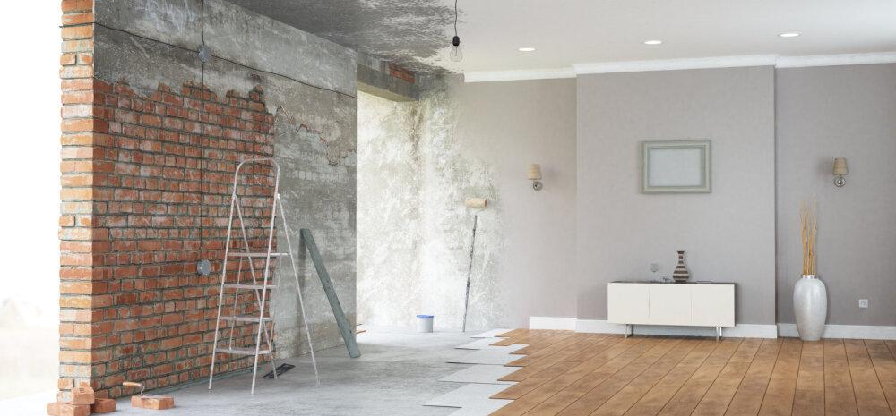 Millal võib ehitustöid teha omavoliliselt ja millisel juhul läheb vaja ehitusluba?