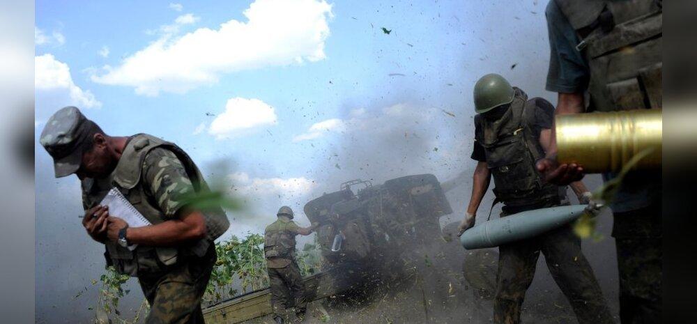 KAART: Ukraina kannab Ilovaiski all suuri kaotusi