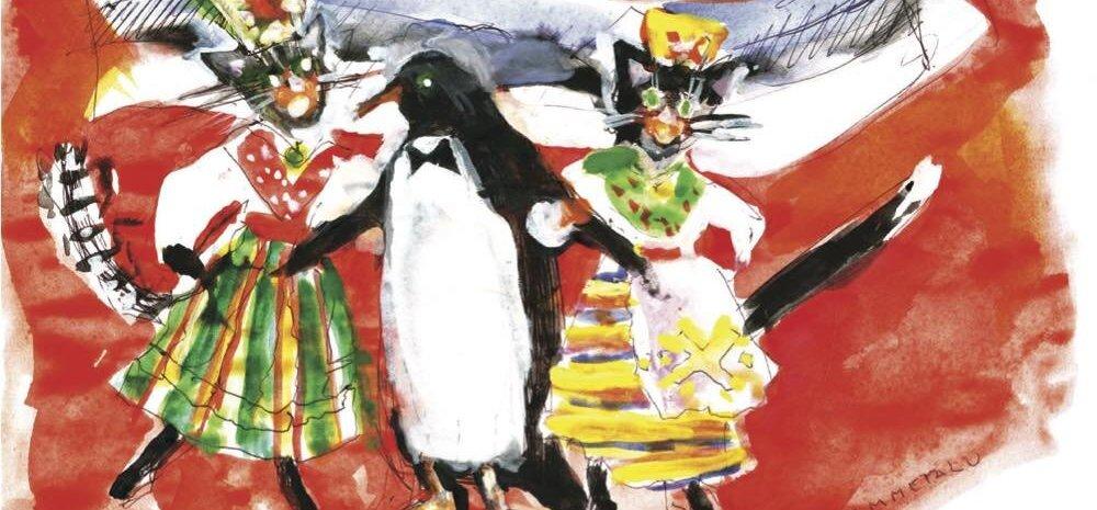 Pingviin ja raisakass! Jan Uuspõld toob lavale eepilise päeva 1991. aasta Eesti pöörasest elus