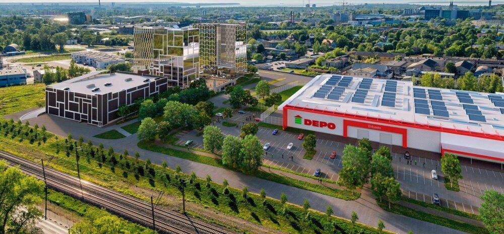 Латвийский дешевый магазин стройматериалов Depo в следующем году появится и в Таллинне