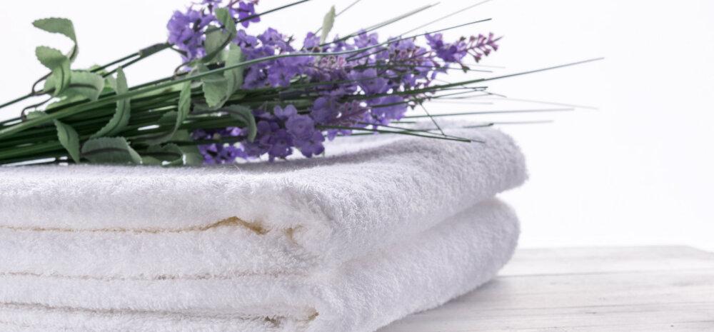 Viis nippi, mille abil pesu imeliselt lõhnama panna