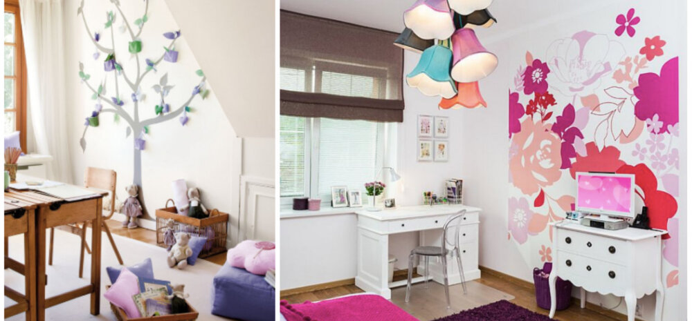 17 фото-идей детских комнат: компромисс между желаниями и практичностью