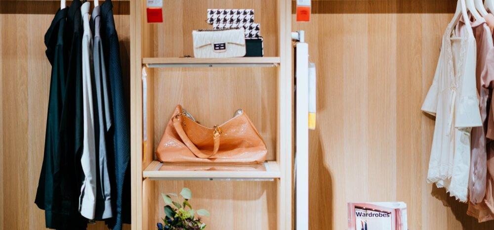 Garderoobikapp — kas osta või ise ehitada?