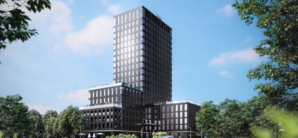 В ФОКУСЕ │ В Пыхья-Таллинне построят 160-метровый небоскреб