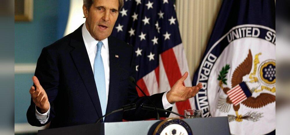 Ameerika Ühendriigid: ÜRO mandaati pole vaja, sest kõrilõikajast Assadi süü on ümberlükkamatu fakt