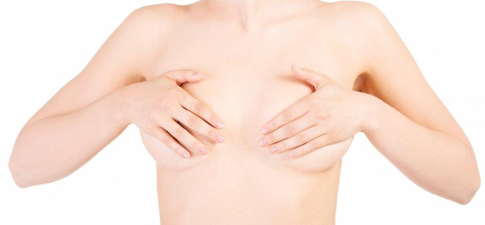 Kontrolli ennast: rinnavähk on naiste kõige sagedasem pahaloomuline haigus