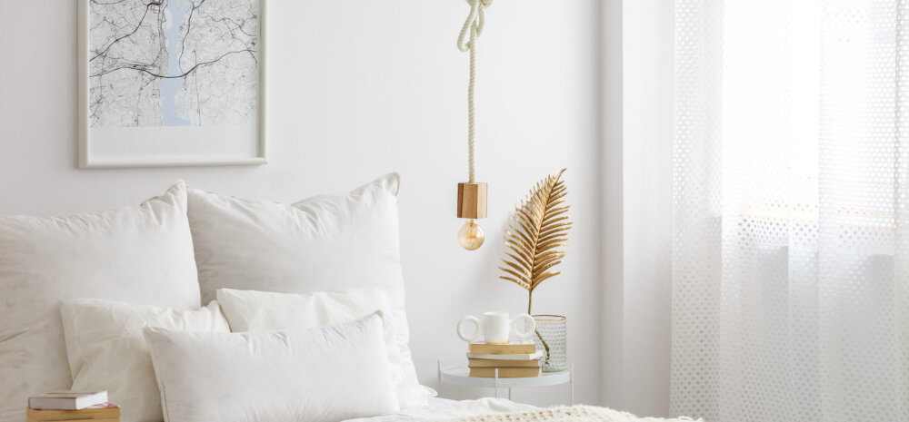 Häid nippe, kuidas voodipesu alati säravvalgena hoida