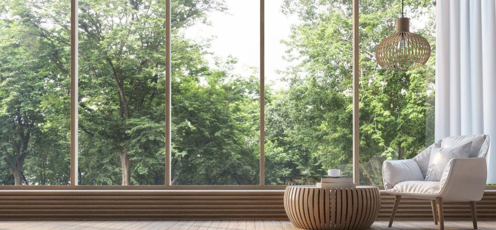 Lihtsad nõuanded, kuidas aknad konti murdmata puhtaks saada