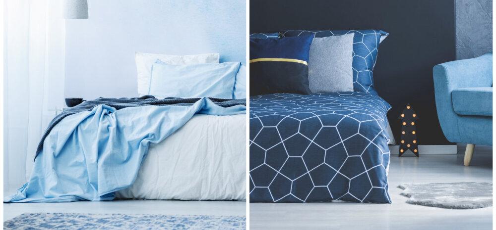 Классический синий идеально подходит для спальни. Не верите? Вот 32 прекрасных примера