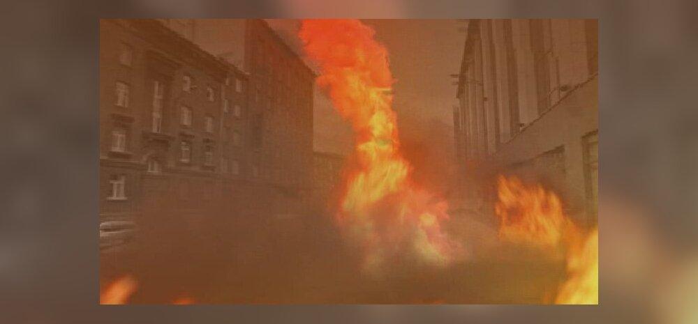 KIRJUTA OMA AADRESS: Kuidas näeks sinu kodu välja pärast tornaadot või sõda?