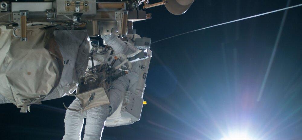 Kiirgus tapab? Pikad lennud kosmoses võivad astronaute-kosmonaute lolliks muuta