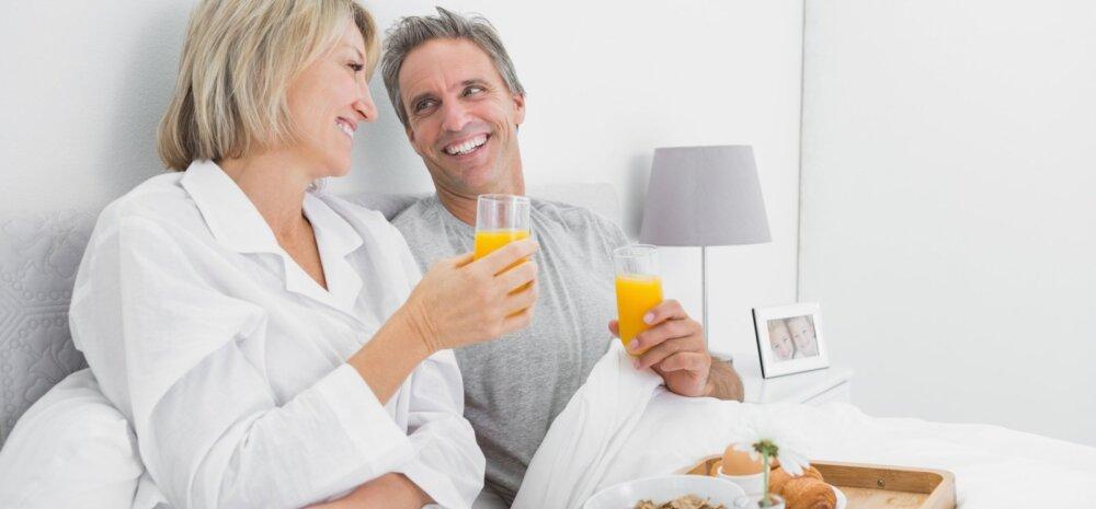 Tähtsaimad toiduained, mida mees peab tarbima, et ta terve püsiks