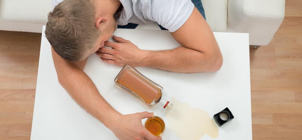 Üleskutse: räägi meile enda elust joodikuga!
