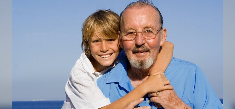 Lugeja: mida vähem saab vanavanematega koos olla, seda suurem on kohtumise rõõm!