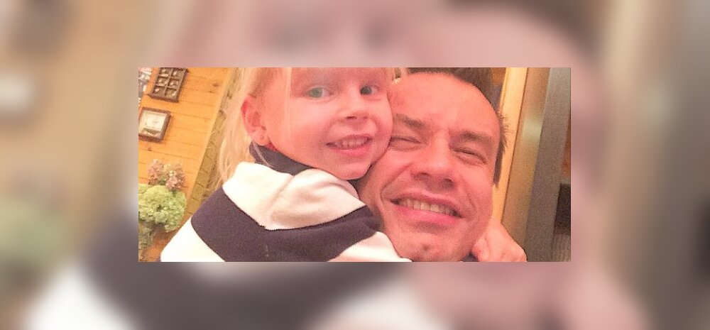 Mis juhtus? Septembris väidetavalt oma eestlannast pruudilt tütre varastanud Vene megastaar rääkis Eesti meediale veel juulis ilusast pereelust