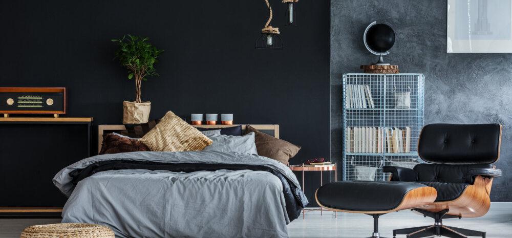 Värvid, millest tasub magamistoas hoiduda