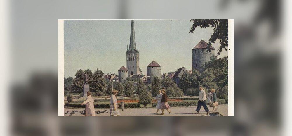 Jaak Juskega kadunud Eestit avastamas: Tornide väljaku totaalsed muutused läbi aja