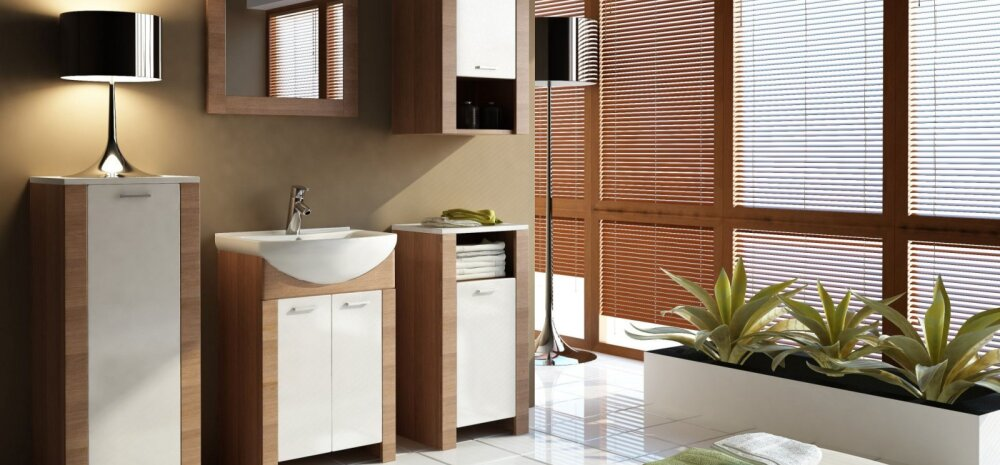 Kuidas sisustada mõnus vannituba ja milline mööbel vannituppa valida?