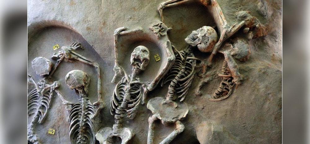 Muistse mässukatse osalised tulid Kreekas maa alt välja: Kyloni afäär