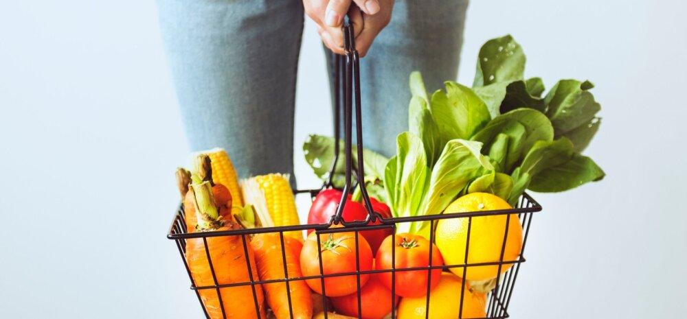 Seitse kõige esimest ja kõige lihtsamat sammu, et oma toidulaud tervislikumaks muuta