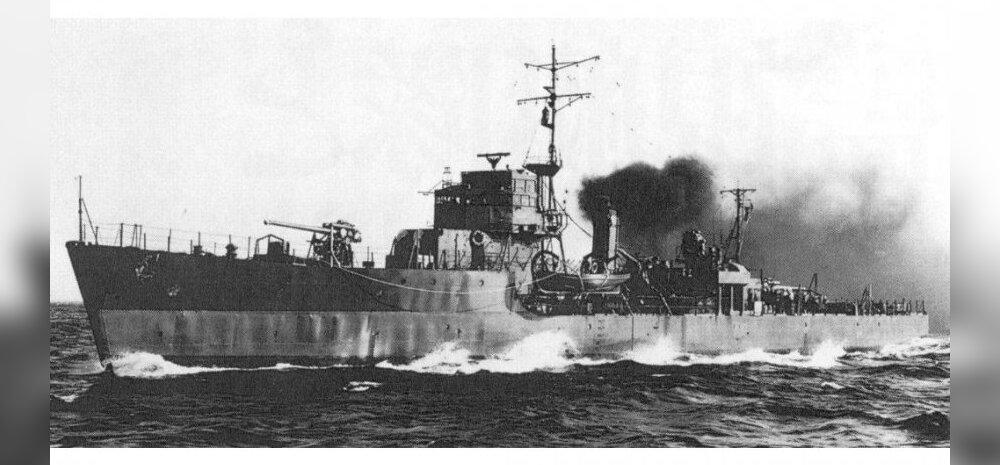 Esimesed ja viimased – Jaapani fregatid 1938–1998